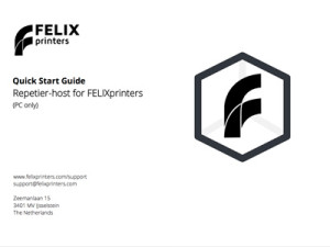 Repetier-host-FELIX-manual-v1